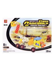 120 Parça Metal Lego Vinç - V44